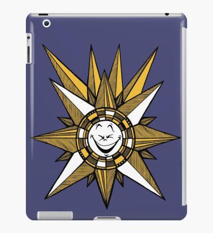 Funny Sun iPad Case/Skin