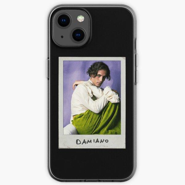 Damiano David MANESKIN Måneskin iPhone Soft Case