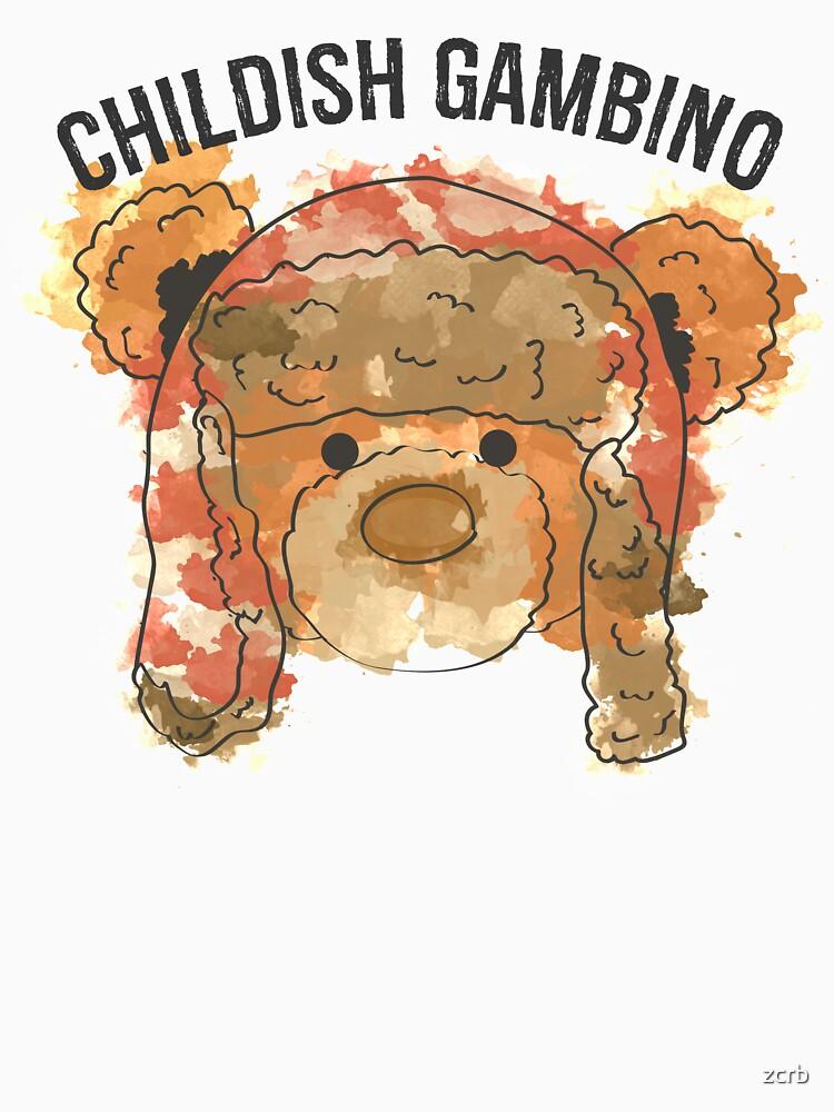Gambino Colored | Unisex T-Shirt