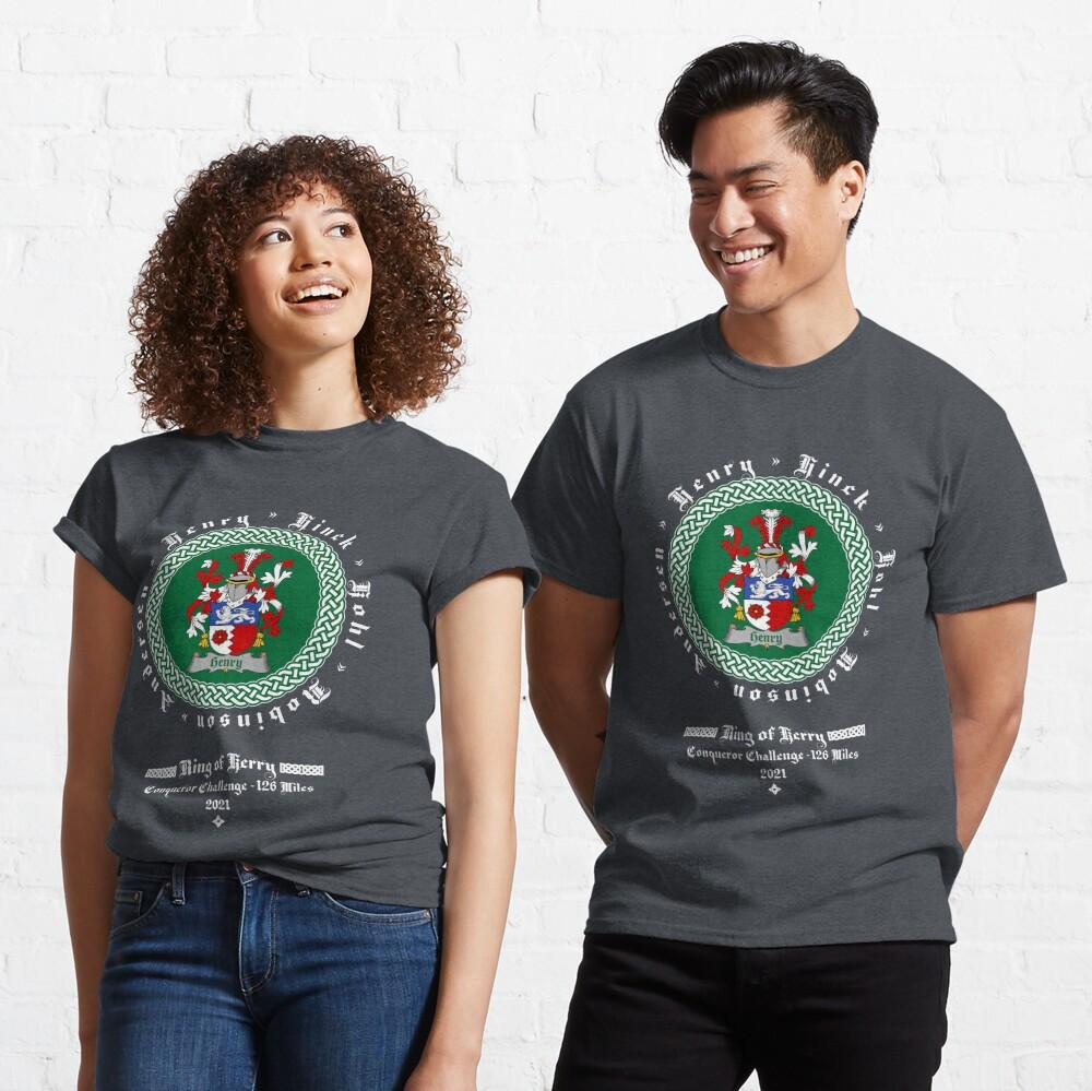Ring of Kerry Conqueror Dark Shirt Classic T-Shirt
