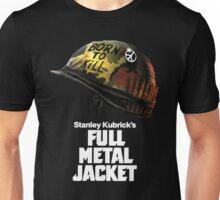 Stanley Kubrick's Full Metal Jacket | Black Unisex T-Shirt