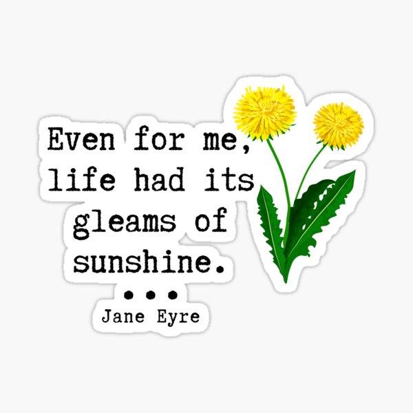 Gleams of Sunshine Sticker