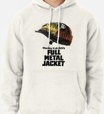 Stanley Kubrick's Full Metal Jacket Pullover Hoodie