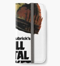Stanley Kubrick's Full Metal Jacket iPhone Wallet/Case/Skin