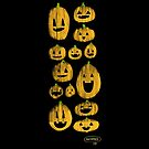 Jack'O'Lanterns Galore! by VIXTOPHER by vixtopher