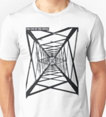 line black and white T-Shirt