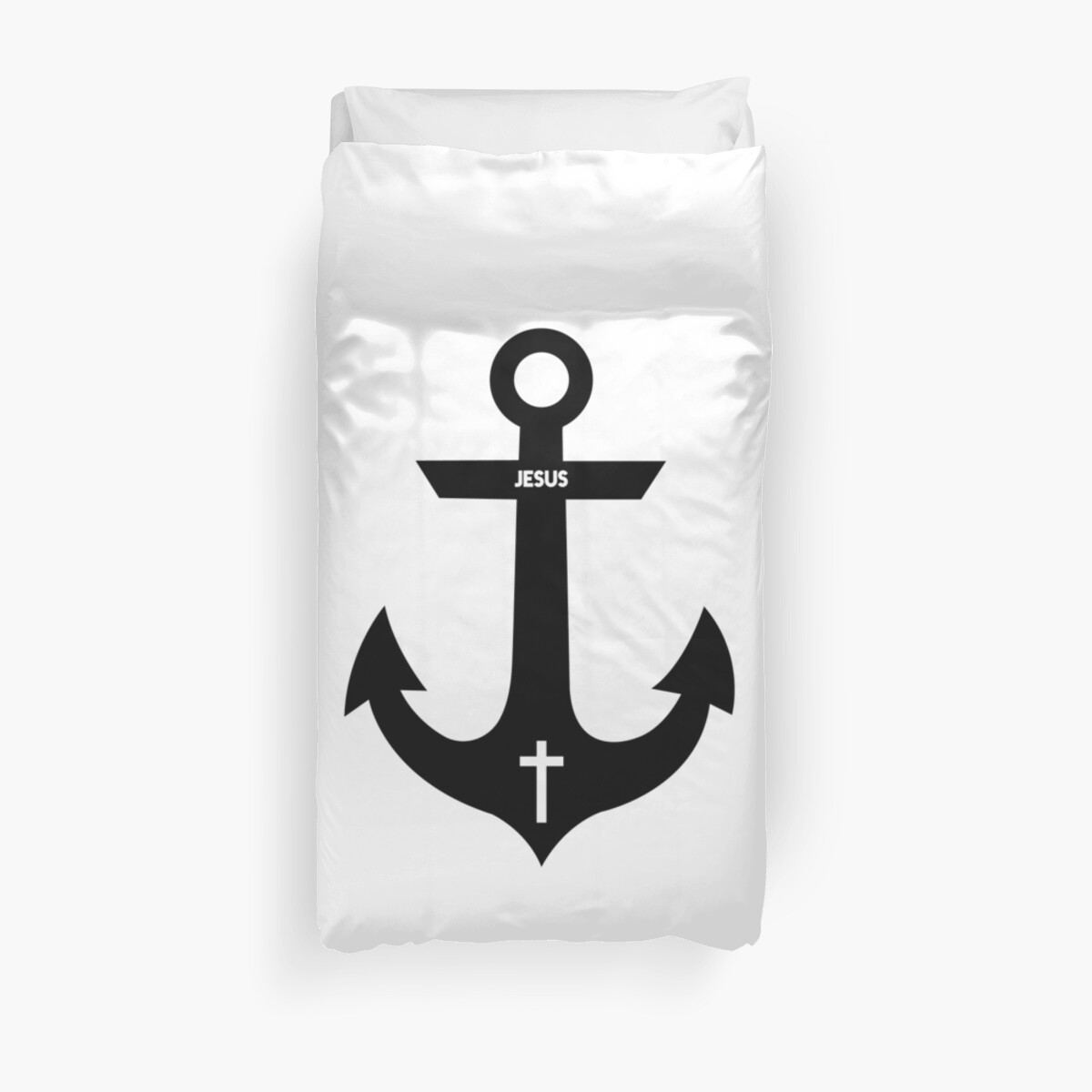 Christian Anchor Duvet Covers By Bethel Store Redbubble