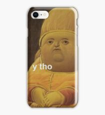 Y Tho iPhone Case/Skin
