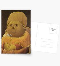 Y Tho Postkarten