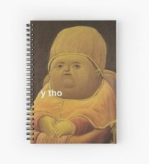 Y Tho Spiral Notebook