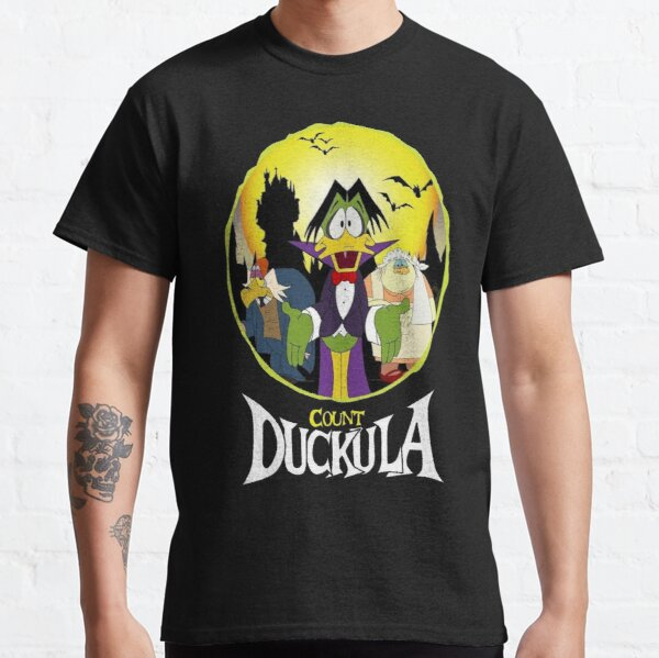 Count Duckula  Classic T-Shirt