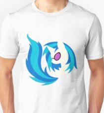 Emblem of Harmony - Vinyl Scratch (DJ Pon3) T-Shirt
