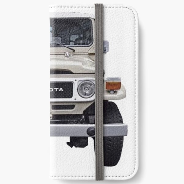 Toyota FJ-40  iPhone Wallet