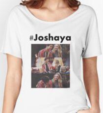 Joshaya Women's Relaxed Fit T-Shirt