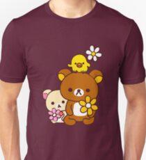 Rilakkuma and Friends Unisex T-Shirt