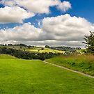 Kendle castle-Panorama  by jasminewang