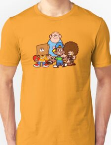 TJ and the Clubhouse Kids Unisex T-Shirt