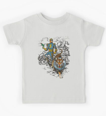 Calvin: The Spiffy Spaceman Kids Clothes