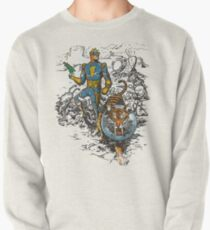 Calvin: The Spiffy Spaceman Pullover