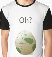 Oh? A hatching egg! Graphic T-Shirt