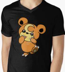 Teddiursa Men's V-Neck T-Shirt