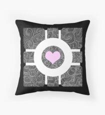 Companion style #2 Throw Pillow