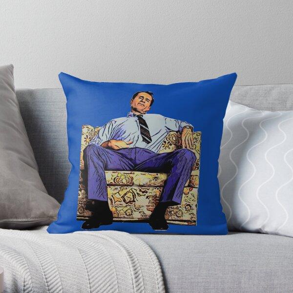 Al Bundy Throw Pillow