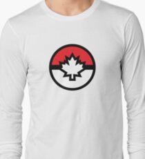Canada Pokemon Logo Pokeball T-Shirt