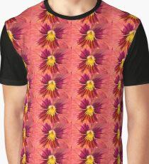 Pansy Macro  Graphic T-Shirt