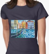 Venice - Original watercolour landscape by Francesca Whetnall T-Shirt