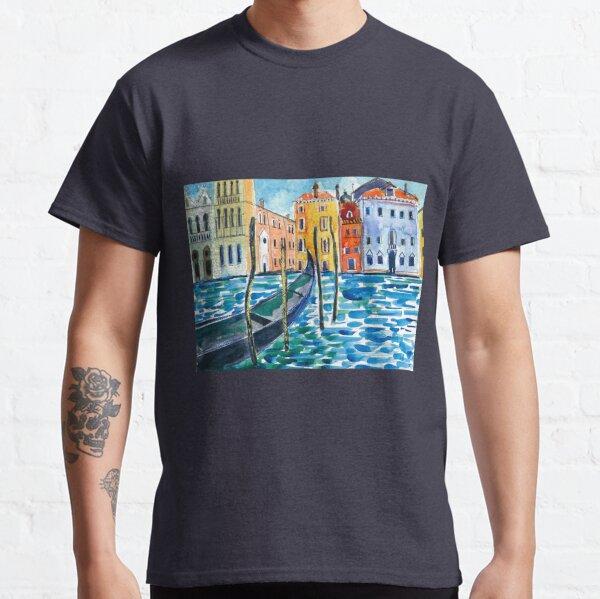 Venice - Original watercolour landscape by Francesca Whetnall Classic T-Shirt