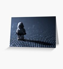 They were the droids i was looking for Greeting Card