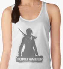 RISE OF THE TOMB RAIDER Women's Tank Top