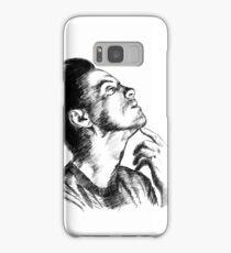 Andrew Scott Scribble Samsung Galaxy Case/Skin