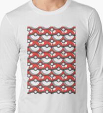 Pokeball Collage T-Shirt
