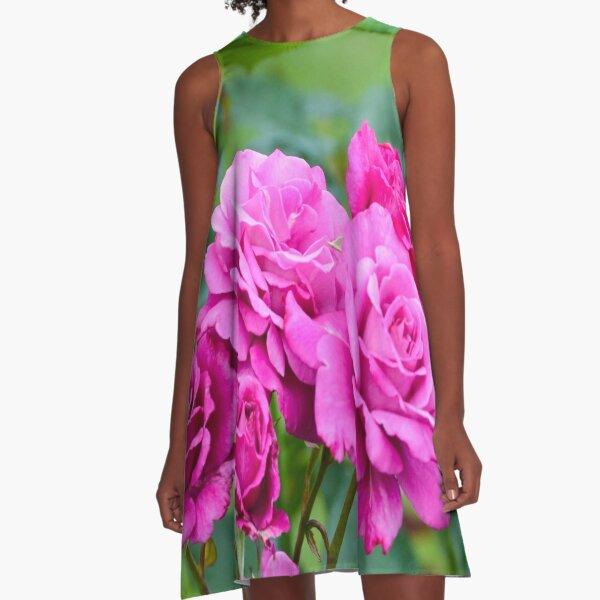 Simply Marvelous A-Line Dress