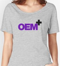 OEM+ (7) Women's Relaxed Fit T-Shirt