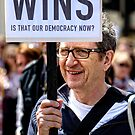 Is That Our Democracy Now?  by MarcW