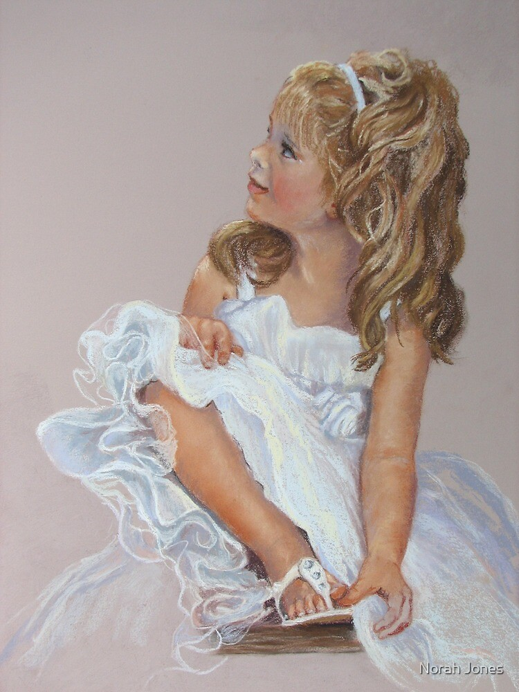 Bridesmaid Resting by Norah Jones
