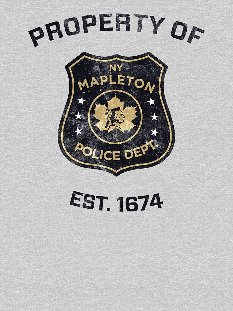 Property of Mapleton Police Dept. - The Leftovers | Unisex T-Shirt