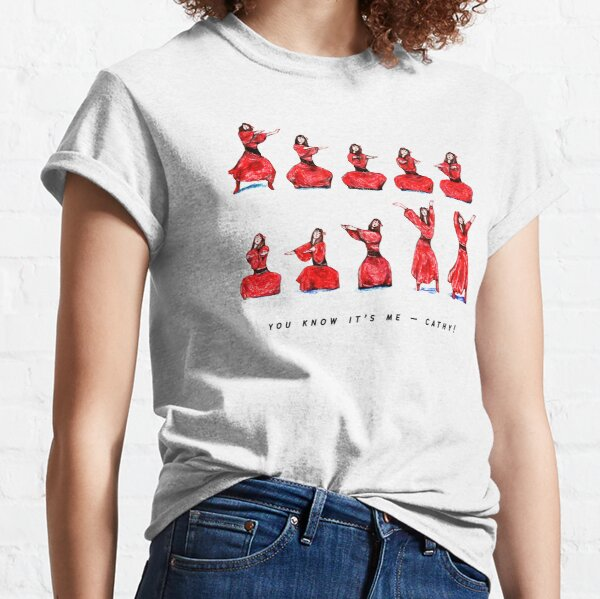 Kate Bush - Wuthering Heights Dance Classic T-Shirt