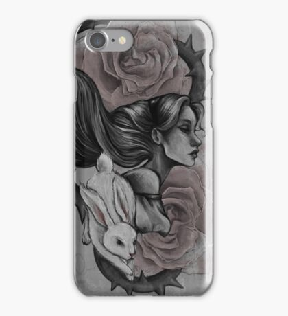 Roses Red iPhone Case/Skin