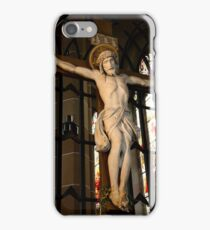 City square by night, Bydgoszcz, Poland iPhone Case/Skin