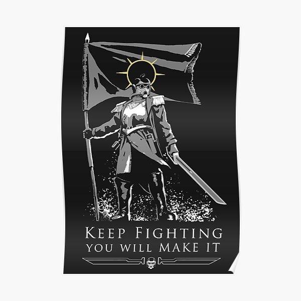 Nobledark Encouragement Poster