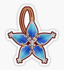 Aqua's Wayfinder Sticker