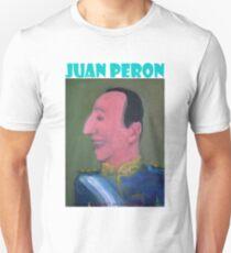 Juan Perón por Diego Manuel T-Shirt