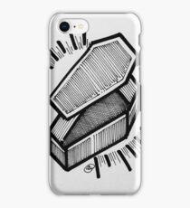 The Casket iPhone Case/Skin