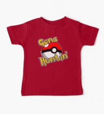 Gone Huntin' Pokemon  Kids Clothes