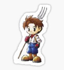 Harvest Moon Sticker