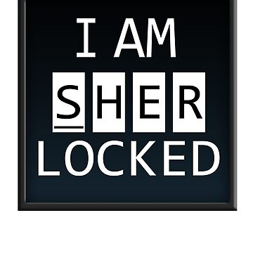 Sherlocked - PHONE DISPLAY by nero749